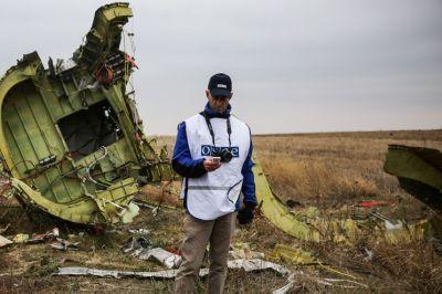 Голландия обратилась к РФ с просьбой расшифровать показания радаров по Боингу сбитому над Донбассом