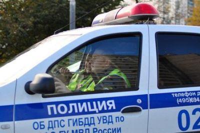 Пенкин на набережной разбирается с дорожной полицией