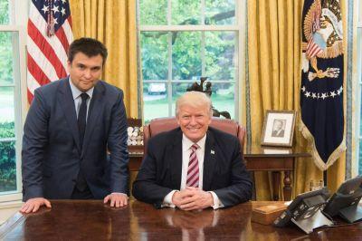 Климкин уверен, что Трамп готов начать давление на Россию