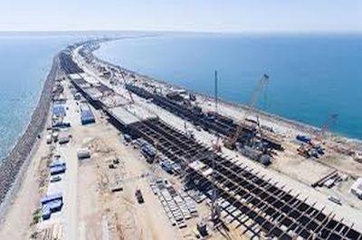 Китайцы заинтересовались строительством тоннеля вКрым