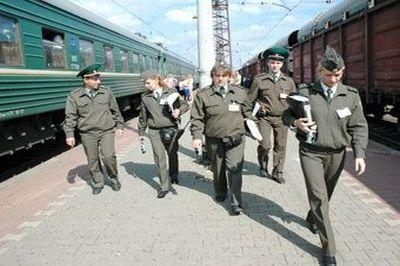 Российская Федерация намеренна вводить пограничный контроль на границе с Белоруссией