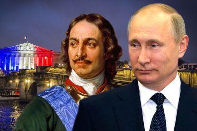 """Макрон пообещал вести с Путиным """"требовательный диалог"""""""