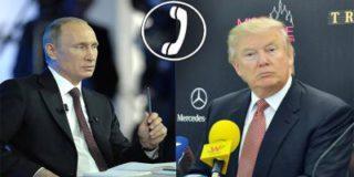 Беседу между президентом РФ Путиным и президентом США Трампом оценили в обеих странах