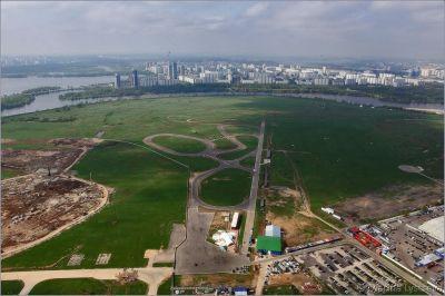 Инвесторы из Азии и Китая готовы вкладывать крупные суммы в новый столичный проект