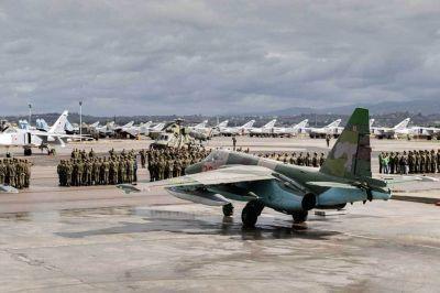 Небо над Сирией будет частично закрыто. Отвечать за это будет РФ