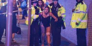 В Великобритании на выходе со стадиона в Манчестере произошло два взрыва (видео)