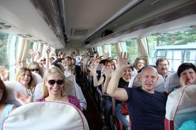 Украинские турфирмы организовали новый бизнес на запрете российских исполнителей
