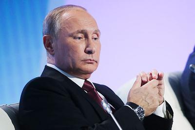 Путин отметил, что США воспринимают взаимоотношения Украины и России как угрозу