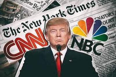 В Администрации президента Трампа возмущены тем, что крупные телеканалы отводят много эфирного времени домыслам о России, вместо того, чтобы освещать ежедневную активную работу президента. Заместитель пресс-секретаря Белого дома Сара Хакаби-Сандерс даже подсчитала процент нерационально использованного времени телеканалов ABC, CBS и NBC. Оказалось, что тема России в новостных выпусках этих каналов занимает 55% эфирного времени. Это, по подсчетам Центра статистических исследований средств массовой информации, в двадцать раз чаще, чем обсуждение вопросов здравоохранения, а инфраструктурные реформы, которыми сейчас занято новое правительство, упоминается в новостях реже в сто раз. В Белом доме отмечают, что тема связи Трампа с Россией отбирает все больше времени у либеральных СМИ, которое они могли бы потратить на освещение реальных насущных проблем. Хакаби-Сандерс отмечает, что за прошедший месяц вышеупомянутые телеканалы уделили теме возможной связи президента с российскими госструктурами 353 минуты своего эфира. В то время как проблемам терроризма отвели всего 29 минут, а проблемы с климатом освещались 47 минут. В Администрации возмущены отношением СМИ к работе президента, который пытается заинтересовать общественность решением насущных проблем и постоянно отчитывается о проделанной работе в Твитере, но журналисты либеральных СМИ, как будто, не замечают этих публикаций.