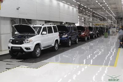 """На Ульяновском автозаводе сообщили, что снизят цену на внедорожник """"УАЗ-Патриот"""""""