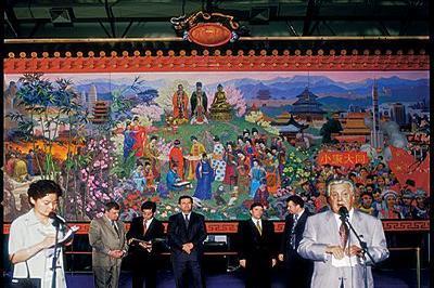 Ушел из жизни выдающийся мастер - художник Илья Глазунов - гордость современной России
