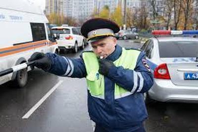 Инспекторам ГИБДД снова разрешили стоять с жезлом у придорожного куста