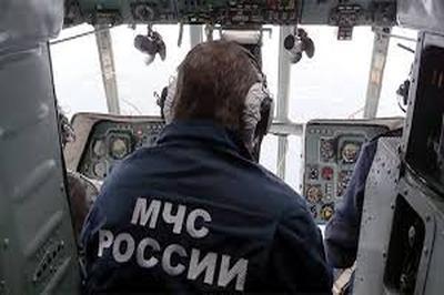 В акватории Черного мор идет спасательно-поисковая операция по спасению экипажа сухогруза, который попал в шторм