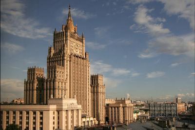 Москва планирует выслать 30 американских дипломатов из Российской Федерации