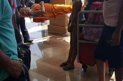 На египетском курорте сегодня произошло нападение вооруженного мужчины на отдыхающих