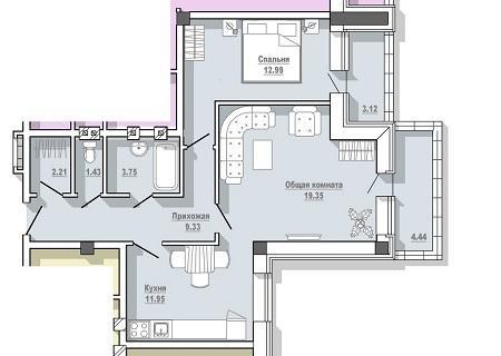 планировки квартир в новостройках москвы