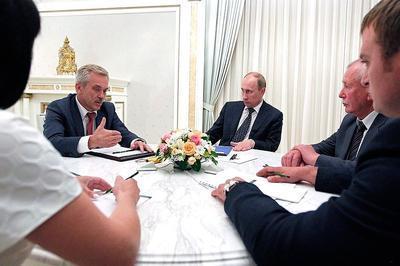 Путин пообещал, что оформление гражданства будет проходить по упрощенной системе