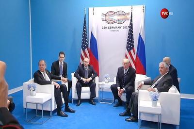 В Белом доме оценили переговоры двух президентов: Путина и Трампа, как вполне удачные