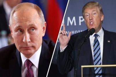 Американские СМИ уже знают, о чем поговорят Путин с Трампом