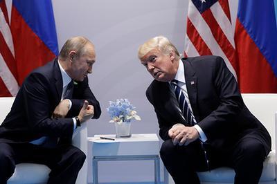 Песков попробовал коротко - одним словом, дать характеристику взаимоотношений Москвы и Вашингтона