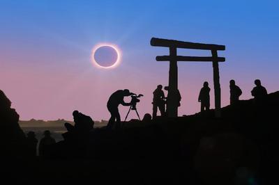 В августе ожидается солнечное затмение, какого еще не наблюдало современное человечество