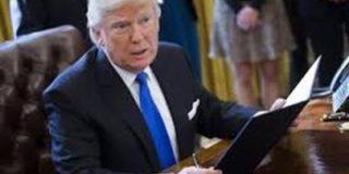Трамп за жесткую позицию в отношениях с Россией и подпишет перечень новых санкции