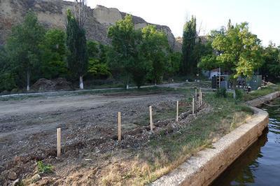 На Украине начали строительство американской военной базы