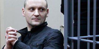 На свободу выходит организатор беспорядков на Болотной площади Удальцов