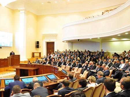 VIII российско-азербайджанского межрегионального форума «Инвестиции, инновации, туризм»