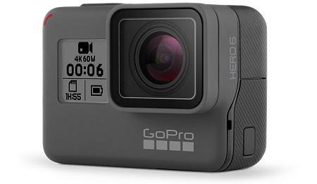новая экшн-камера Go Pro Hero 6