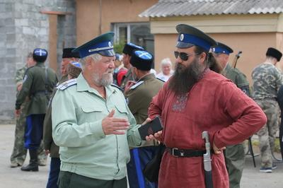 """""""Матильду"""" будут охранять казаки"""