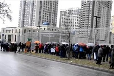 Американцы предложили россиянам получать визы в США в Киеве