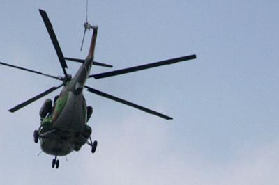 Российские спасатели вылетают на Шпицберген искать пропавший вертолет Ми-8