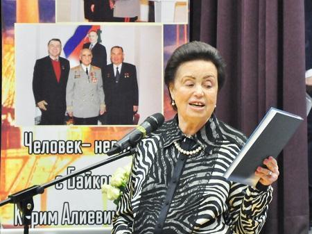 Директор школы Светлана Дворянцева