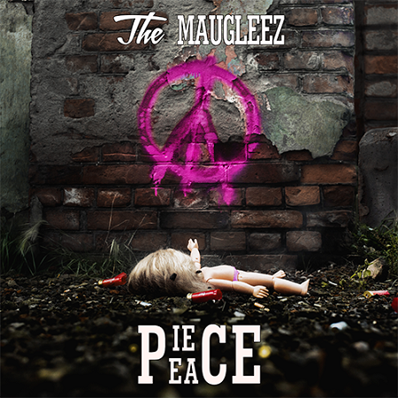 THE MAUGLEEZ – PIECE/PEACE