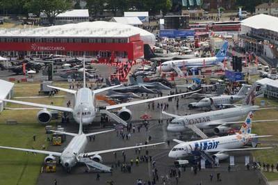 Павильон с российской военной техникой вновь будет отсутствовать на авиасалоне в Великобритании