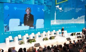 В Санкт-Петербурге завершил свою работу Международный культурный форум.
