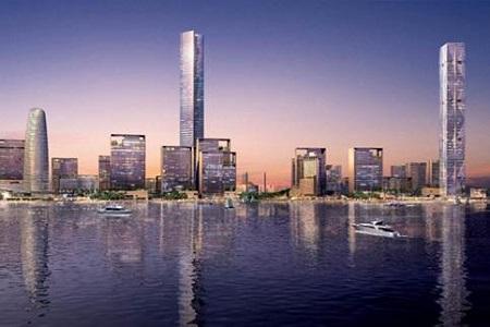 Экономический город короля Абдуллы, Саудовская Аравия