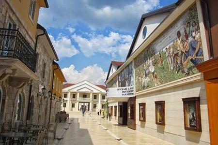 Андричград, Босния и Герцеговина