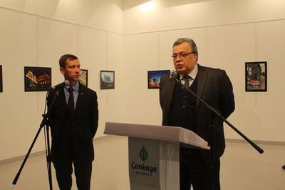 Жена убитого в Турции дипломата Карлова рассказывает, что граждане этой страны были шокированы трагедией