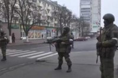 Противостояние в ЛНР продолжается