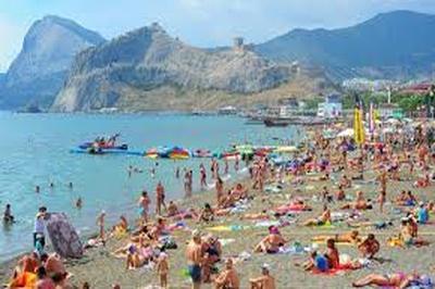 Количество туристов изУкраины возросло