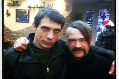 Пашинина забрали с линии соприкосновения в Донбассе для съемок фильма