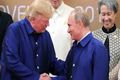 Нормальный диалог с комфортным собеседником. Путин о встрече с Трампом