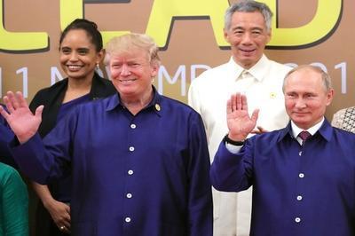 Трамп считает, что дуракам давно пора понять - нормальные отношения с РФ идут на пользу США