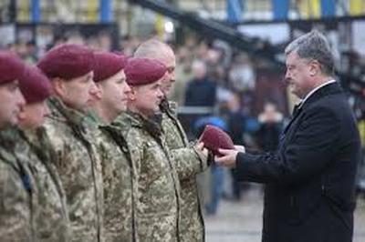 Из ВДВ в ДШВ. На Украине декоммунизировали голубые береты