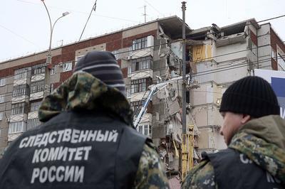 Вделе пофакту обрушения дома вИжевске появился подозреваемый