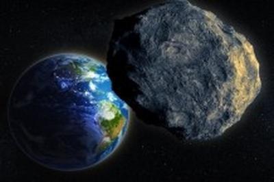 К нашей планете неумолимо движется астероид, напоминающий своим внешним видом гигантский череп