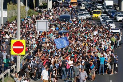 Беженцы и нацпартии в Европе – дело рук РФ. Верит украинский депутат Геращенко