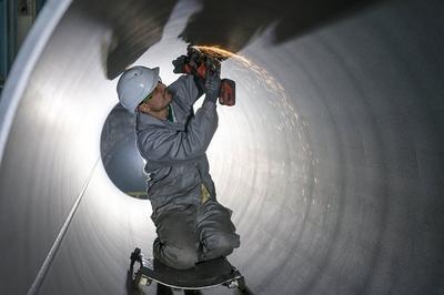 Неменее  650км морского участка «Турецкого потока» построил «Газпром»